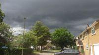 Amazing July Sky