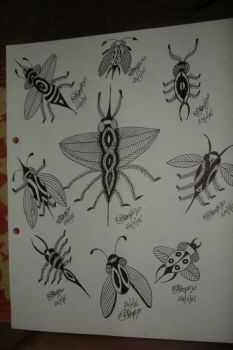 Mythological Bugs 2