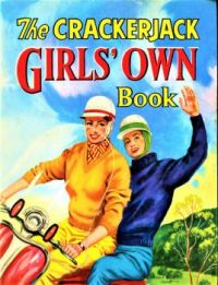 Themes Vintage illustrations/pictures - The Crackerjack Girls`own Book