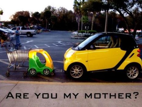 Smart Car and Baby