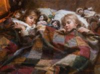 Morgan Weistling Sleepover