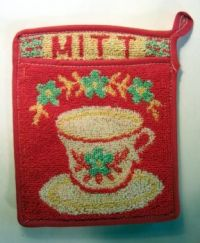 Nice Old Pot Holder