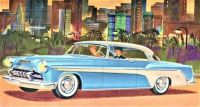 Themes Vintage ads - 1955 DeSoto Fireflite 2 Door Hardtop