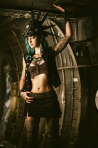 Steam. Punk.