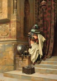 """Ludwig Deutsch, """"The Palace Guard"""", 1900"""