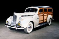 1940 Packard 160 Station Wagon