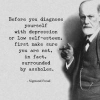 Sigmund Freud on Depression