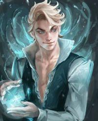 Genderbent Elsa