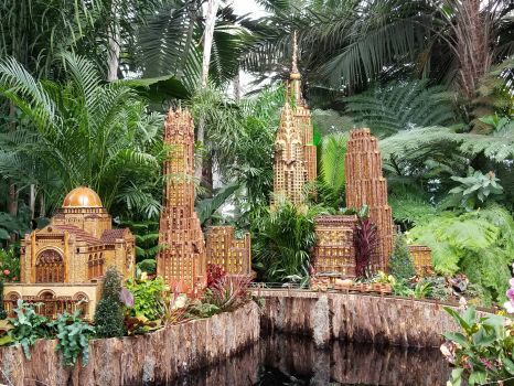 botanical garden train show 4