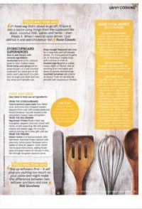 Food recipes 107 - Storecupboard Stars (2 of 2) Tips