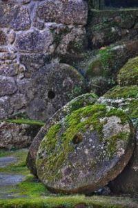 oude molenstenen