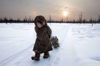 A Nenets Child