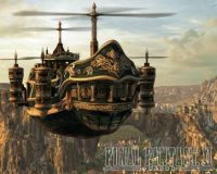 Final Fantasy XI airship