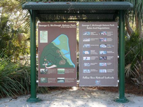 McGough Nature Park in Largo, Florida