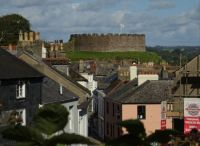 Totnes Castle and The Narows