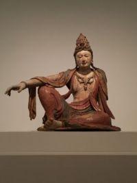 Seated Bodhisattva Avalokiteśvara (Guanyin), St. Louis Art Museum