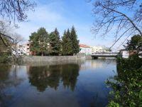 Pardubice - u řeky Chrudimky