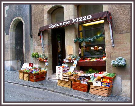 picerie  Pizzo