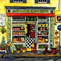 Epicerie by Suzanne Etienne