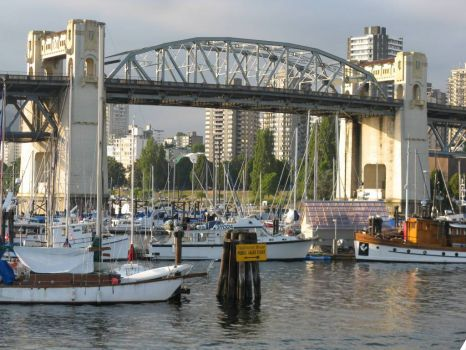 Burrard St. Bridge