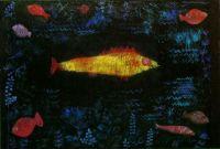 Paul Klee: El pez dorado, 1925