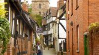 Ledbury, Herefordshire, England.