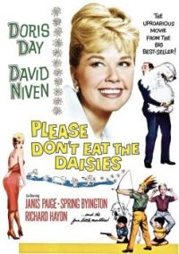 PLEASE DON'T EAT THE DAISIES - 1960 DORIS DAY  (Who is 96 Today, 3rd April, 2018)