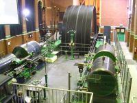 Trencherfield Mill, Steam Engine Wigan, England