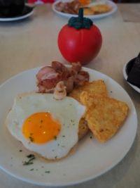 Haast breakfast