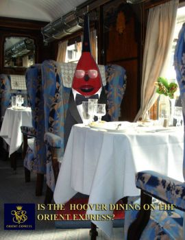 42) Is the Hoover on the Orient Express?