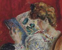 Emili Grau i Sala - La lectura