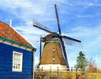 Windmill Noord Holland  (more pieces especially for Jigidi die-hards)