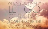 past is gone
