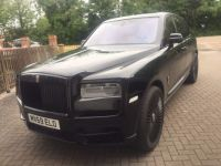 Rolls Royce for Vic