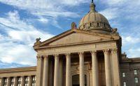 Oklahoma Capitol building in OKC