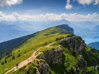 Up the Niederhorn