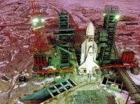Soviet Buran Space Shuttle