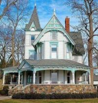 Victorian home with some very nice features