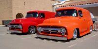 1956 Ford Panel Trucks