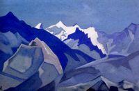 Sasser Pass by Nicholas Roerich