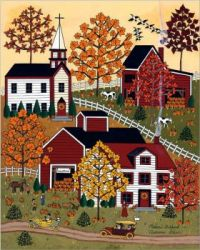 Autumn Drive-Medana Gabbard