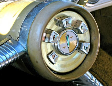 Edsel Push Button Drive _5735