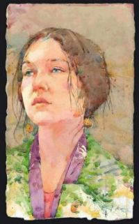 Ted Nuttall ~ Figurative Watercolour
