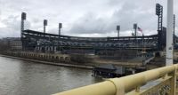 pnc park  in Nov