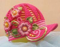 Beautiful cap!