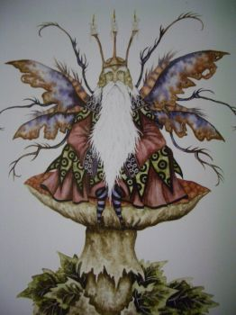 The Oldest Faery