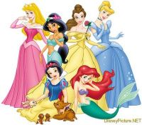 More Disney Princesses!