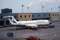 Quebecair BAC-111 Montreal YUL