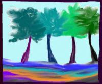 Hugging Trees ☺