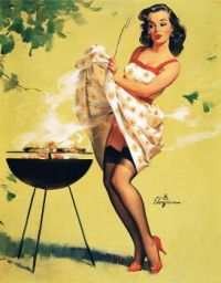 classic pinup girl 18